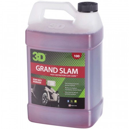 3D Grand Slam, 1 Gallon