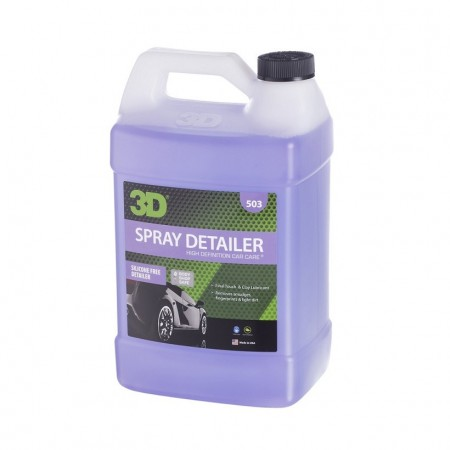 3D Spray Detailer, 1 Gallon