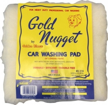 Gold Nugget / 3D Wash Pad