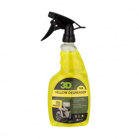 3D Yellow Degreaser, 709 ml