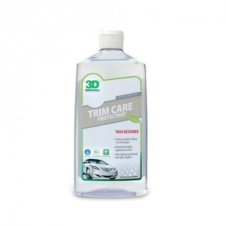 3D Trim Care Protectant, 473 ml