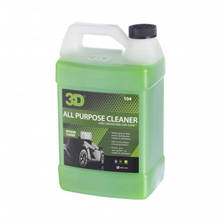 3D All Purpose Cleaner, 1 gallon