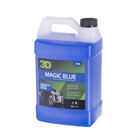 3D Magic Blue, 1 Gallon