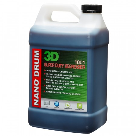 3D Super Duty Degreaser, 1,89L Konsentrat