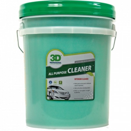 3D All Purpose Cleaner, 5 gallon
