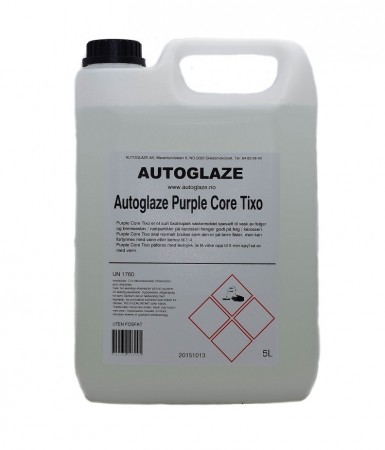Autoglaze Purple Core Tixo, 5 liter