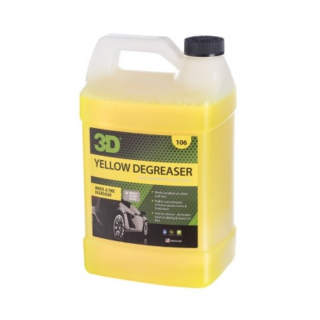 3D Yellow Degreaser, 1 gallon