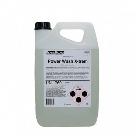 Blankbil Power Wash X-Trem, 5 liter