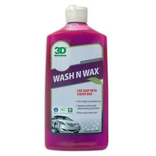 3D Wash N Wax, 473 ml
