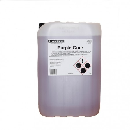 Blankbil Purple Core, 25 liter