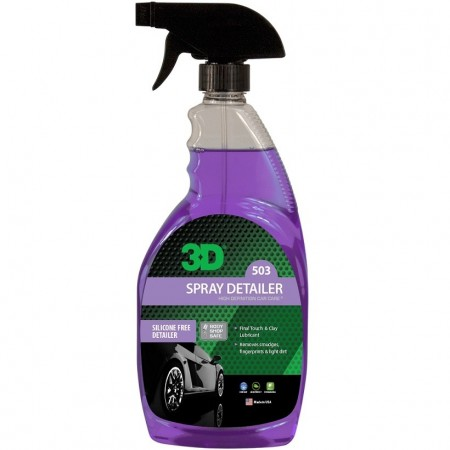 3D Spray Detailer, 709 ml