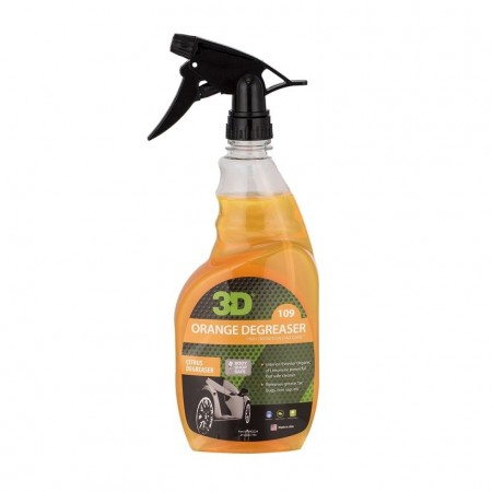 3D Orange Citrus Degreaser, 709 ml