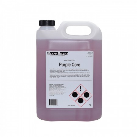 Blankbil Purple Core, 5 liter