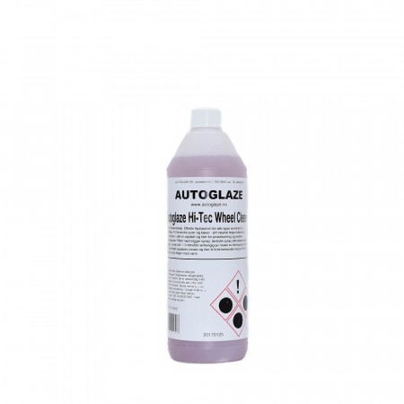 Autoglaze Hi-Tec Wheel Cleaner, 1 liter